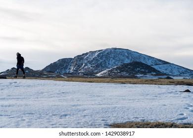 Pikes Peak - Near Colorado Springs, Colorado.