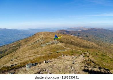 Pikuj  Beskidy Mount Pikui