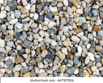 Pile of 57 Pea Gravel
