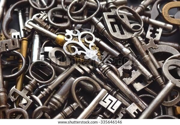 Суча античных ключей