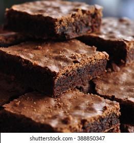 Pile of Brownies