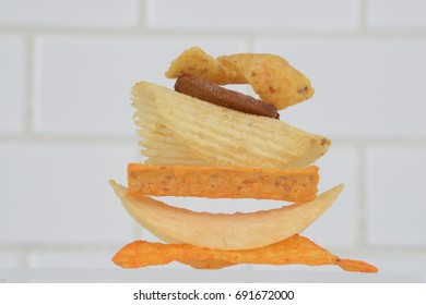 Pile of Chips