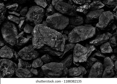 Pile of coal texture background, photo of coal mine background, texture