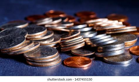Nickel Coin Images, Stock Photos & Vectors | Shutterstock