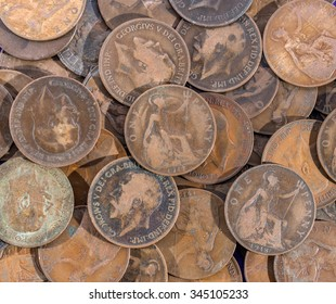 British Penny Images, Stock Photos & Vectors | Shutterstock