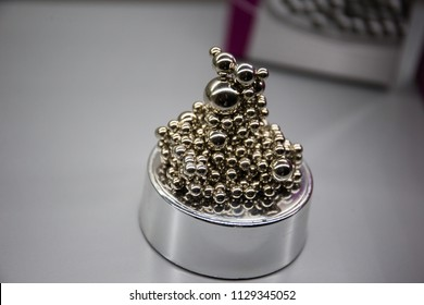 pile of magnetic balls