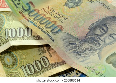 Vietnam Currency Images, Stock Photos & Vectors | Shutterstock