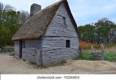 Pilgrim Homes, Plymouth Plantation Massachusetts