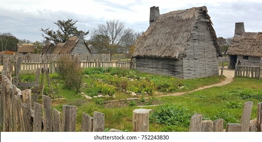 Pilgrim Homes, Plymouth Plantation Massachusetts