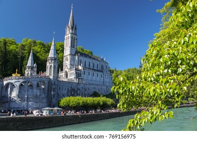Pilgrimage to Lourdes. It happens every year in May. Soldiers from all over the world come to pray blassed Virgin Mary.