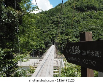 pilgrimage route to Kumano Sanzan