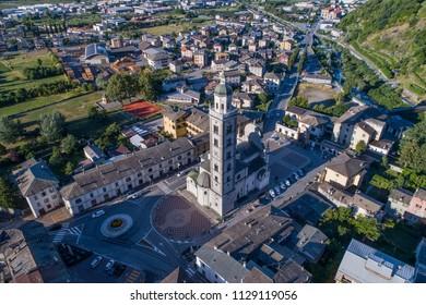 Pilgrimage in Valtellina, Sanctuary of Madonna of Tirano