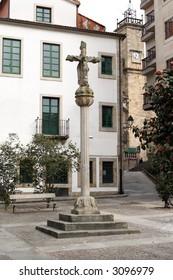 pilgrim's cross
