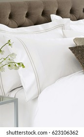 Pillows Comfort Bed Interior