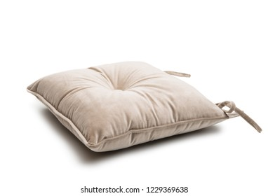pillows isolated on a white background