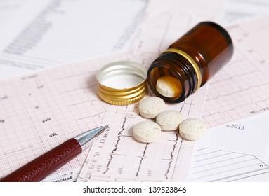 Pills prescribed to prevent heart disease