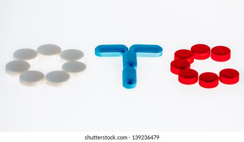 Pills spell out OTC