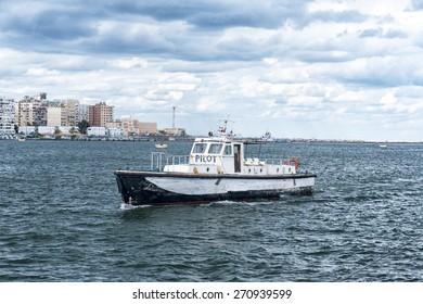 Pilot Boat,Port Said,Egypt