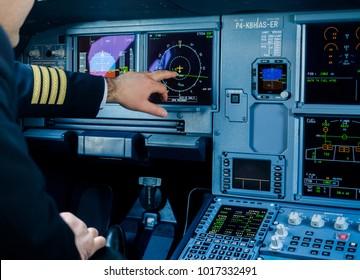 Pilot check navigation system