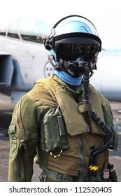 Pilot on air fest (airport Sliac, Slovakia)