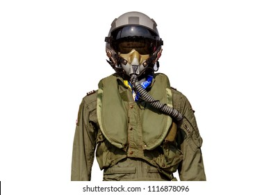 pilot suit or cockpit for jet engines