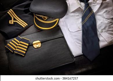 Imágenes Fotos De Stock Y Vectores Sobre Pilot Epaulets