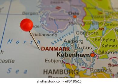 Pin in Danmark