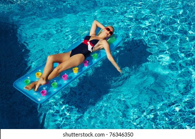 975c76b182 Pool Rafts Stock Photos, Images & Photography | Shutterstock