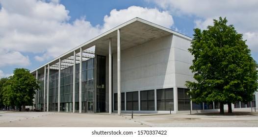 Pinakothek der Moderne, Modern Art Museum, Munich, Bavaria, Germany