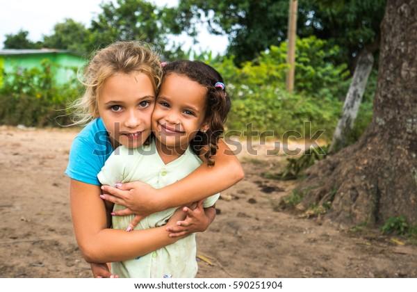 Babes in Pinar del Rio