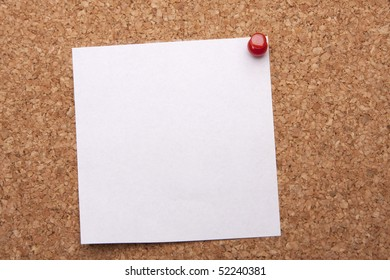 Pinboard paper white
