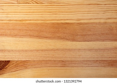 Pine wood flooring board texture, decorative natural pattern as background, top view