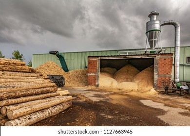 Sawmill Images, Stock Photos & Vectors | Shutterstock
