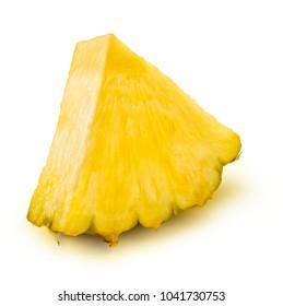 pineapple yellow background