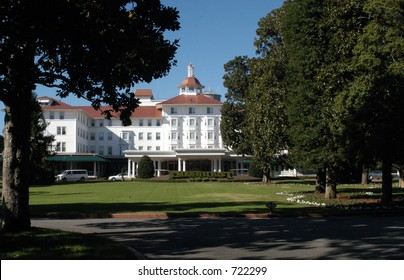 Pinehurst Country Club in Pinehurst N.C., one of the finest golf courses in the United States