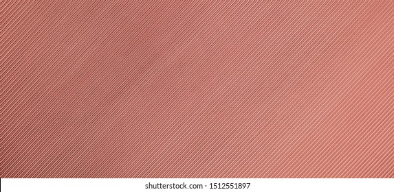 ping gold, rose gold  diagonal pattern texture background ,golden abtract background.