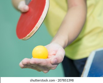 ping pong, Tabletennis