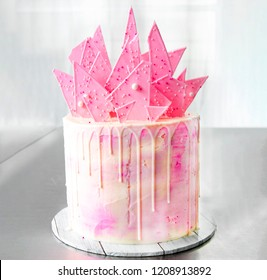 Astounding Fancy Cakes Images Stock Photos Vectors Shutterstock Funny Birthday Cards Online Aboleapandamsfinfo