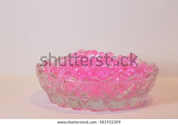 Pink balls of fragrance for the home