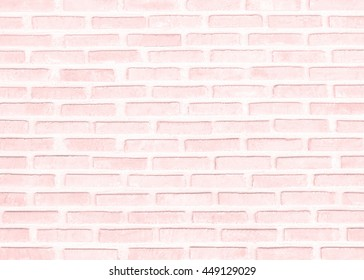 Pink brick wall texture Interiors background. Gray cement,concrete brushed pastel painted outdoor house. Flat stone flooring sepia tones. Stucco sand plastered pattern seamless new modern design.