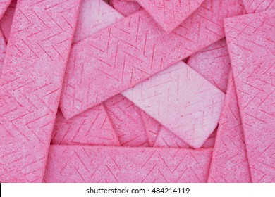 Pink Bubble Gum Background that can be used to provide your message