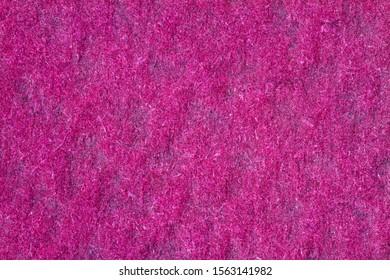Pink canvas or velvet paper texture. Closeup