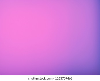 Pink color gradually change to be violet color for background.