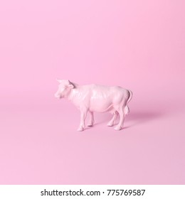 Pink Cow - Animal Collection