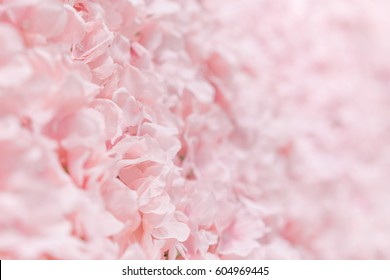 Pink flowers background images stock photos vectors shutterstock pink fake flowers background texture mightylinksfo