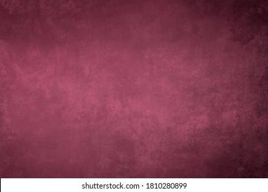 Pink fandango painted wall background