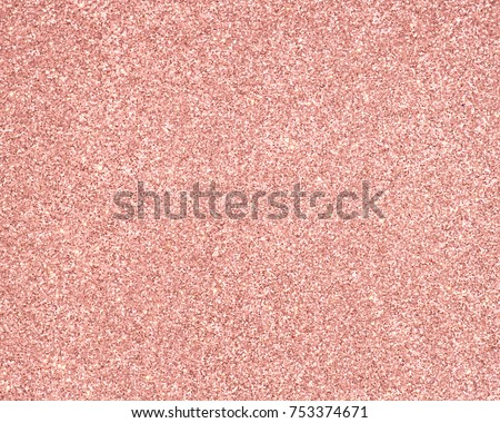 Pink Gold Rose Glitter Background Texture Stock Photo ...