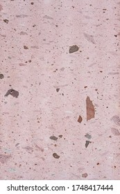 Pink honed stone texture for building outdoor covering