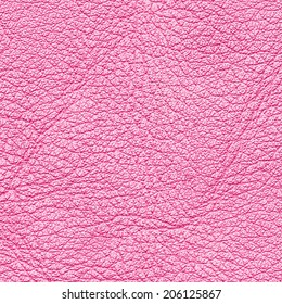 pink leather texture closeup. Useful as background