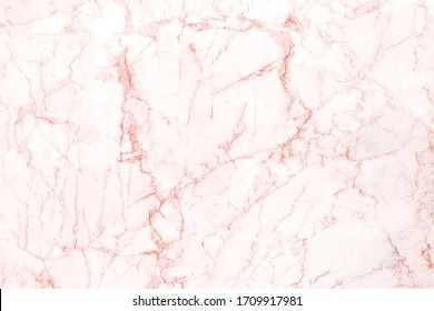 Pink marble texture background with high resolution in seamless pattern for design art work and interior or exterior.